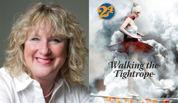 Debbie Levine and Walking the Tightrope